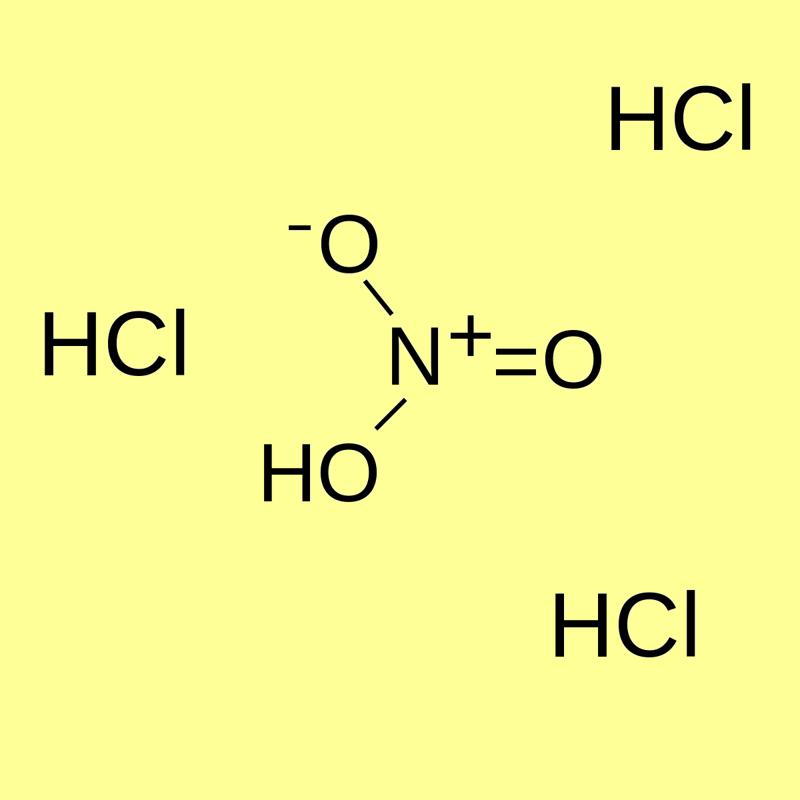 Aqua Regia HCl/HNO3, 3:1 (reagent grade)