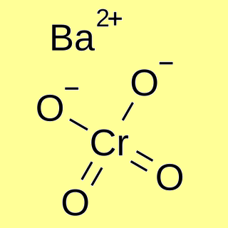 Barium Chromate, pure - min 98%
