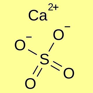 Calcium Sulfate dihydrate, pure - min 98%