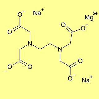 di-Sodium Magnesium EDTA (Ethylenediaminetetraacetic acid Magnesium Disodium Salt) hydrate, pure for analysis