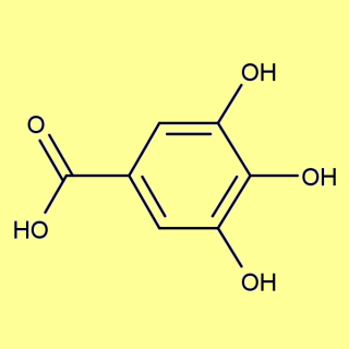 3,4,5-Trihydroxybenzoic acid (Gallic acid), min 98%