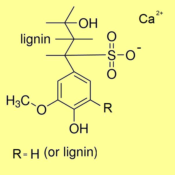 Lignosulfonic acid Calcium salt (Calcium lignosulfonate)
