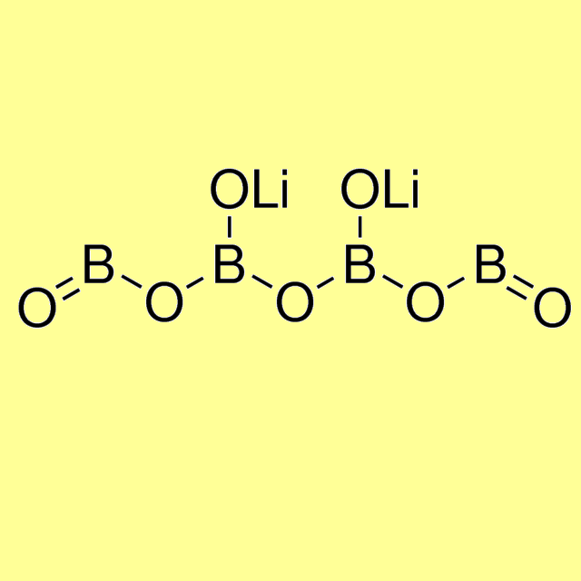 Lithium tetraborate, pure for analysis - min 99%