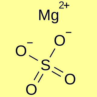 Magnesium Sulfate anhydrous, pure - min 98%