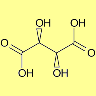L-(+) - Tartaric acid, pure – min 99%