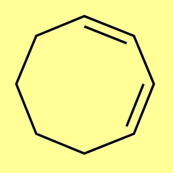 1,3-Cyclooctadiene (stabilized with TBC), min 95.0%