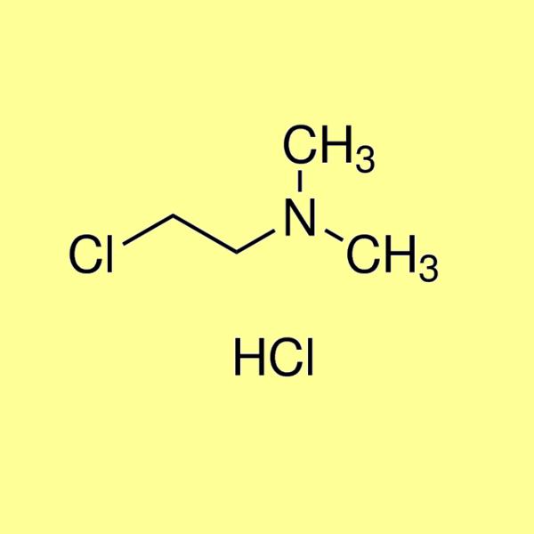 2-Chloro-N,N-dimethylethylamine hydrochloride, min 99%