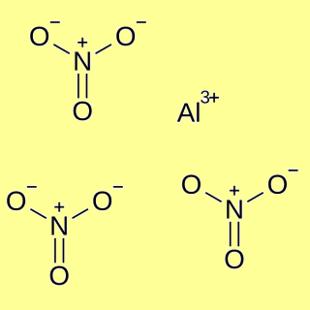 Aluminium Nitrate nonahydrate, pure 98-102%