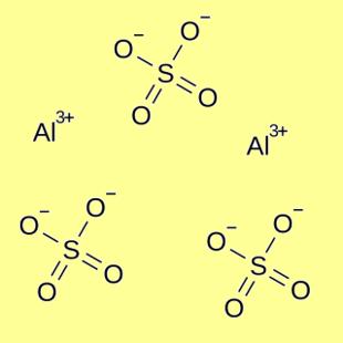 Aluminium Sulfate octadecahydrate, pure 98.0% – 107.0%