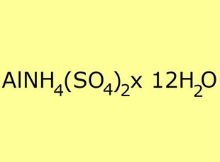 Ammonium Aluminium Sulfate dodecahydrate, pure - min 96%
