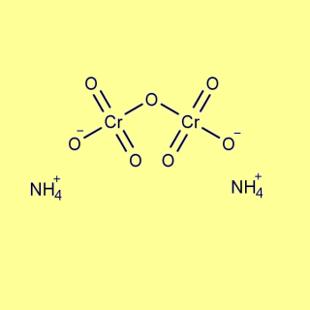 Ammonium Dichromate, pure - min 99%