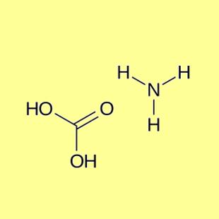 Ammonium Bicarbonate (Ammonium Hydrogen Carbonate), pure 98-101%