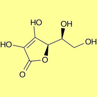 L-Ascorbic acid (Vitamin C), pure – min 98%