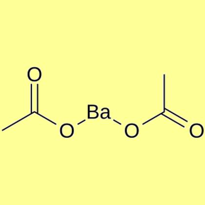 Barium Acetate, pure - min 98%