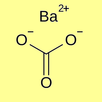 Barium Carbonate, pure - min 99.5%