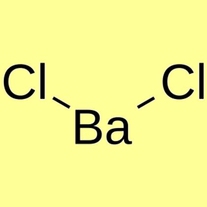 Barium Chloride dihydrate, pure 99-102%