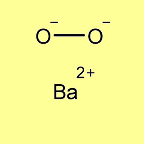 Barium peroxide, anhydrous, min 84%