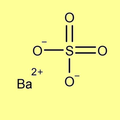 Barium Sulfate, pure - min 99.5%