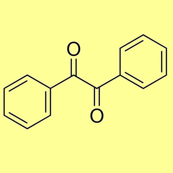 Benzil (dibenzoyl, diphenylethanedione), min 99%