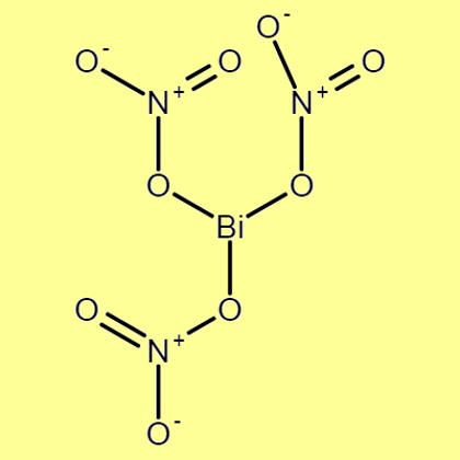 Bismuth(III) Nitrate pentahydrate, pure – min 98%