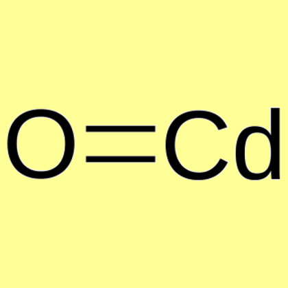Cadmium Oxide (Brown), pure - min 97%