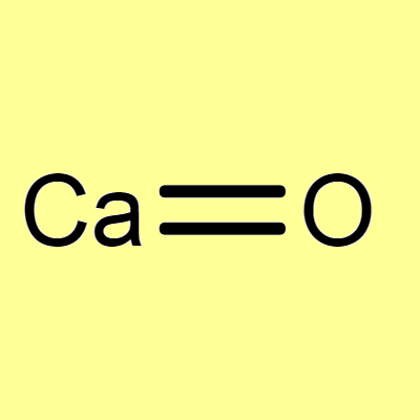 Calcium Oxide, pure for analysis – min 99%