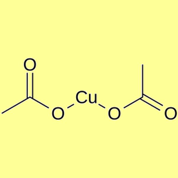 Copper(II) acetate monohydrate, pure - min 98%