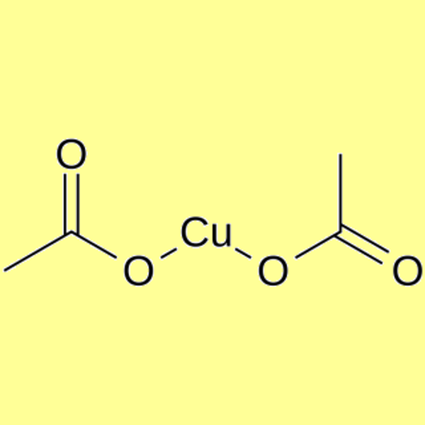 Copper(II) acetate anhydrous, pure - min 98%