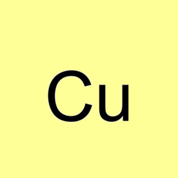 Copper metal shavings, reagent