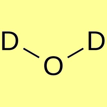 Deuterium Oxide (Heavy Water), 99.8% D, for NMR