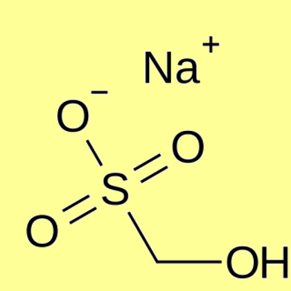 Formaldehyde Sodium Bisulfite adduct (Sodium Hydroxymethanesulfonate), min 95%