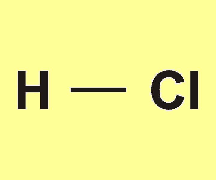 Hydrochloric acid in methanol solution