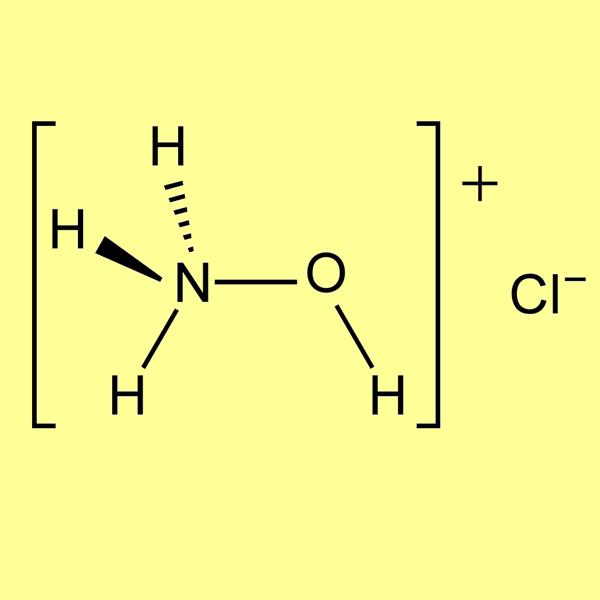 Hydroxylamine hydrochloride, pure - min 98%