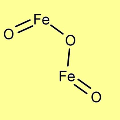 Iron(III) Oxide, pure for analysis – min 97%