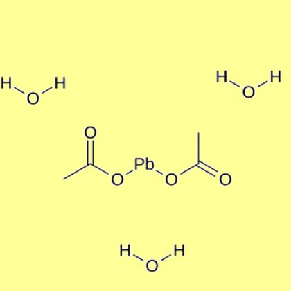 Lead Acetate trihydrate, pure - min 99%