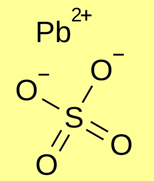 Lead(II) sulfate, pure - min 98%