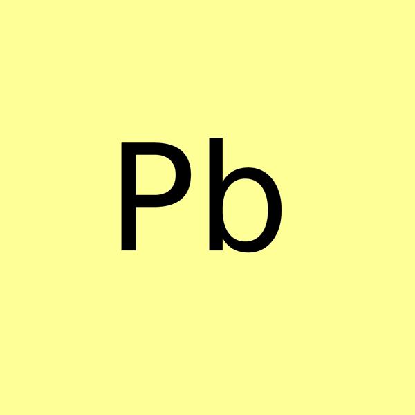 Lead metal granules, reagent - min 98%