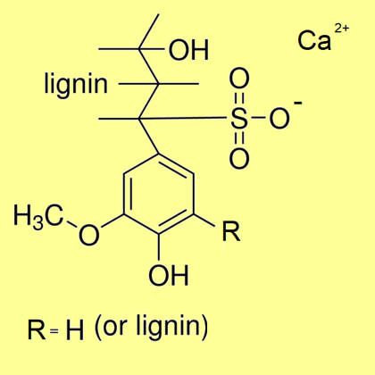Lignosulfonic Acid Calcium salt (Calcium Lignosulfonate)