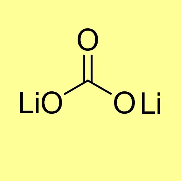 Lithium carbonate, pure - min 98%