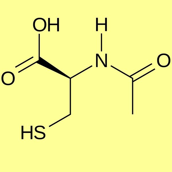 N-Acetyl-L-cysteine, min 98.0%