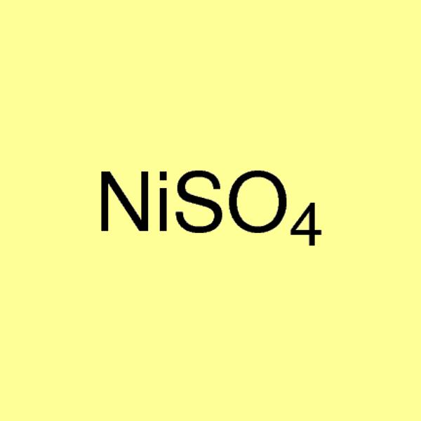 Nickel(II) sulfate hexahydrate, pure - min 98.5%