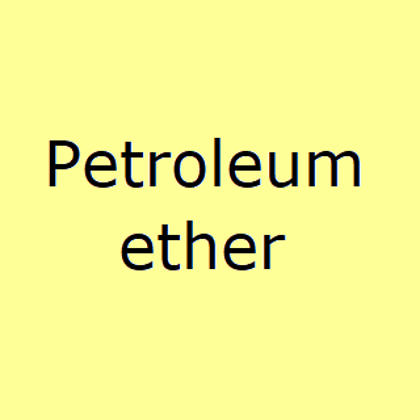 Petroleum Ether 100-120, pure