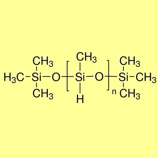 Poly(methylhydrosiloxane) (PMHS), hydride content: 96-100 mol%, viscosity:15-25 cSt