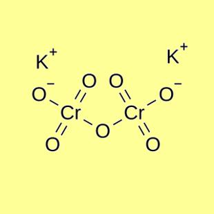 Potassium Dichromate, min 99%