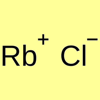 Rubidium Chloride, min 99.8%, (trace metal basis)