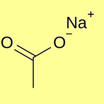 Sodium Acetate, pure - min 98%