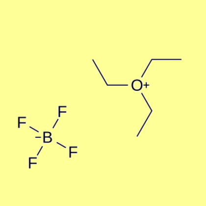 Triethyloxonium tetrafluoroborate, min 95% (stab.)