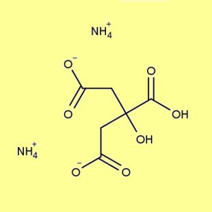 Ammonium Hydrogen Citrate (Ammonium Citrate dibasic), pure - min 99%
