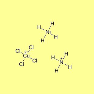 Ammonium Cupric Chloride (Ammonium tetrachlorocuprate(II) ) dihydrate, pure - min 98%