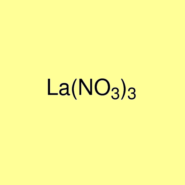 Lanthanum(III) nitrate hexahydrate, pure for analysis - min 99%